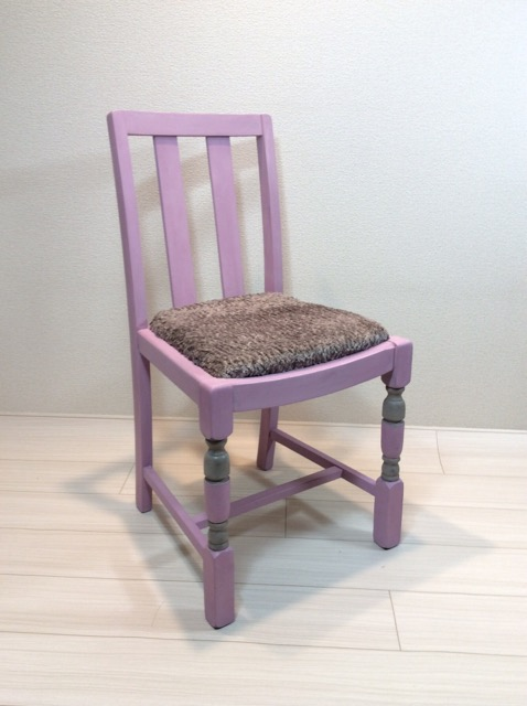 >MILKA chair,画像の説明